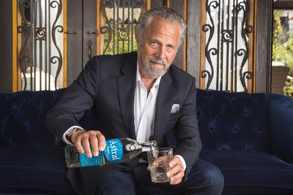 Jonathan Goldsmith Partners With Astral Tequila