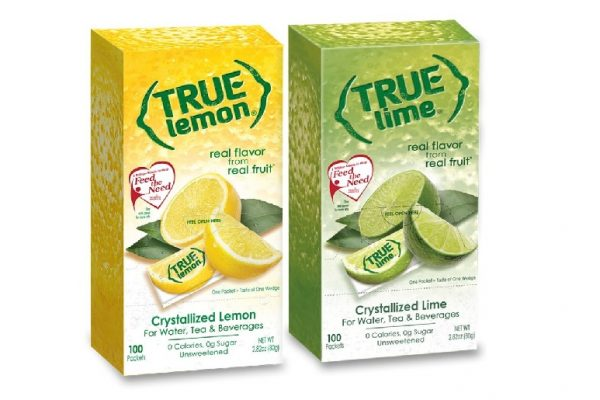 True Citrus and Diamond Crystal Announces Partnership