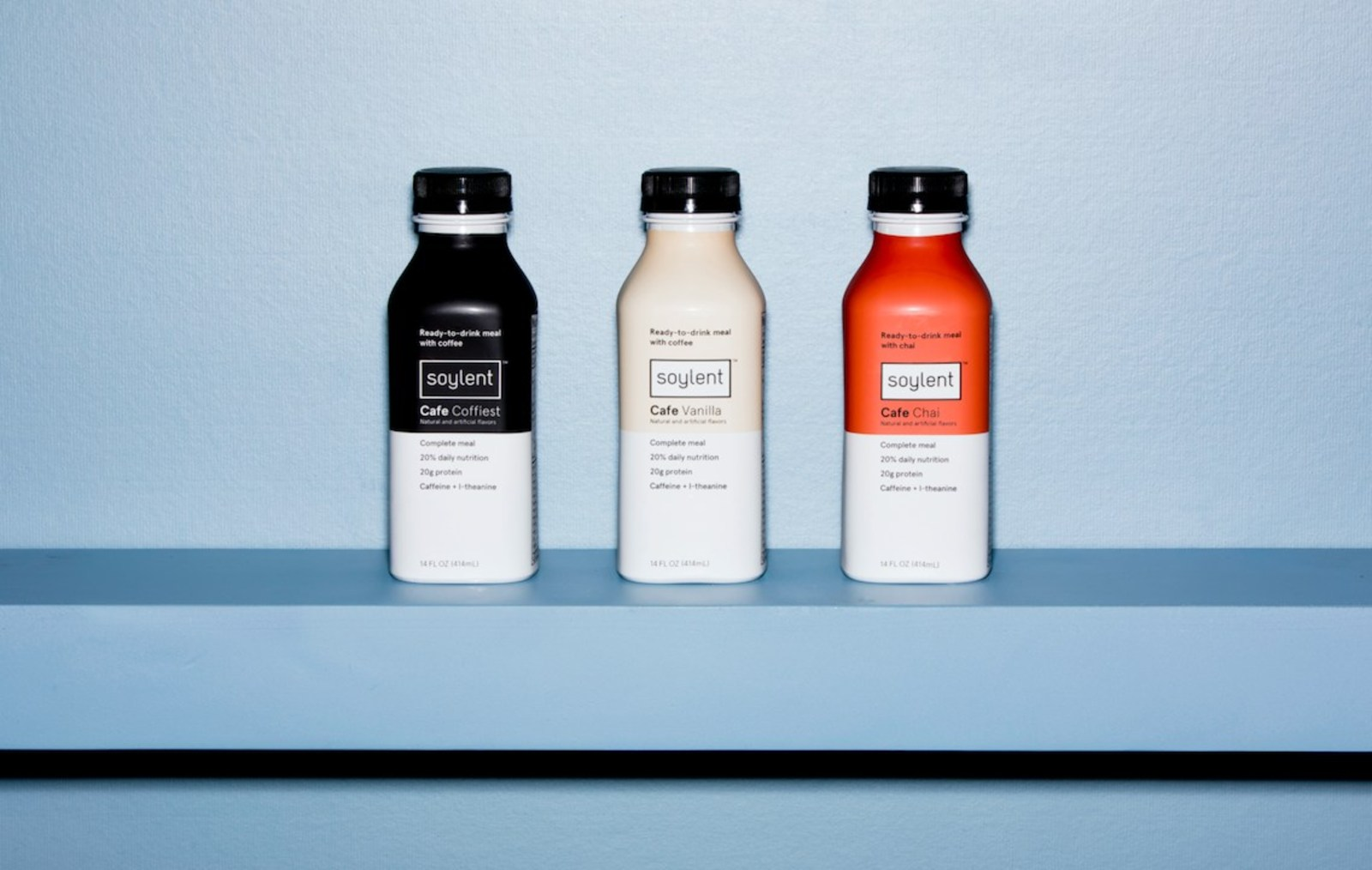 Soylent Starts The Summer With New Cafe Line Flavors
