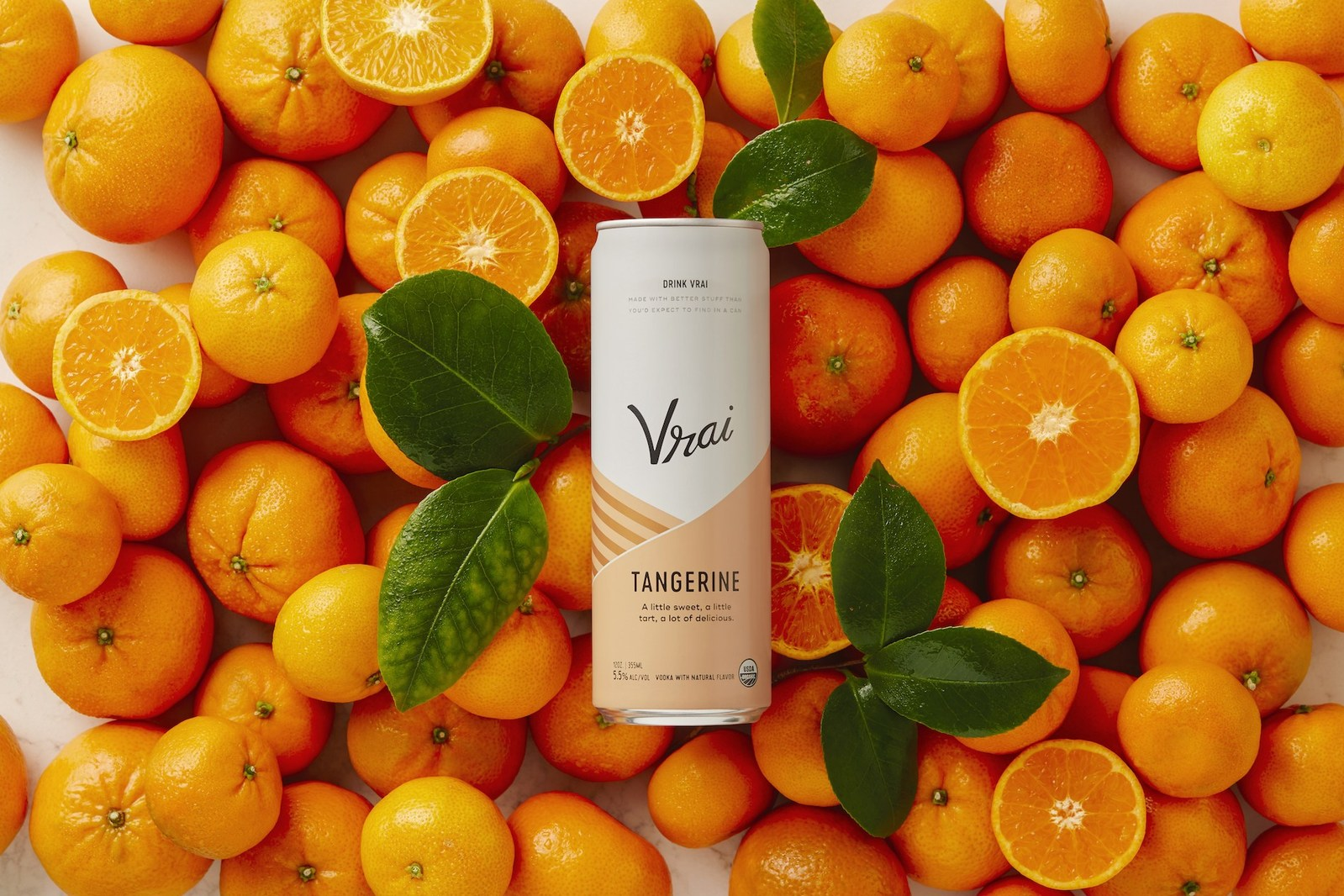 Vrai Vodka Drinks Offer Organic Excellence