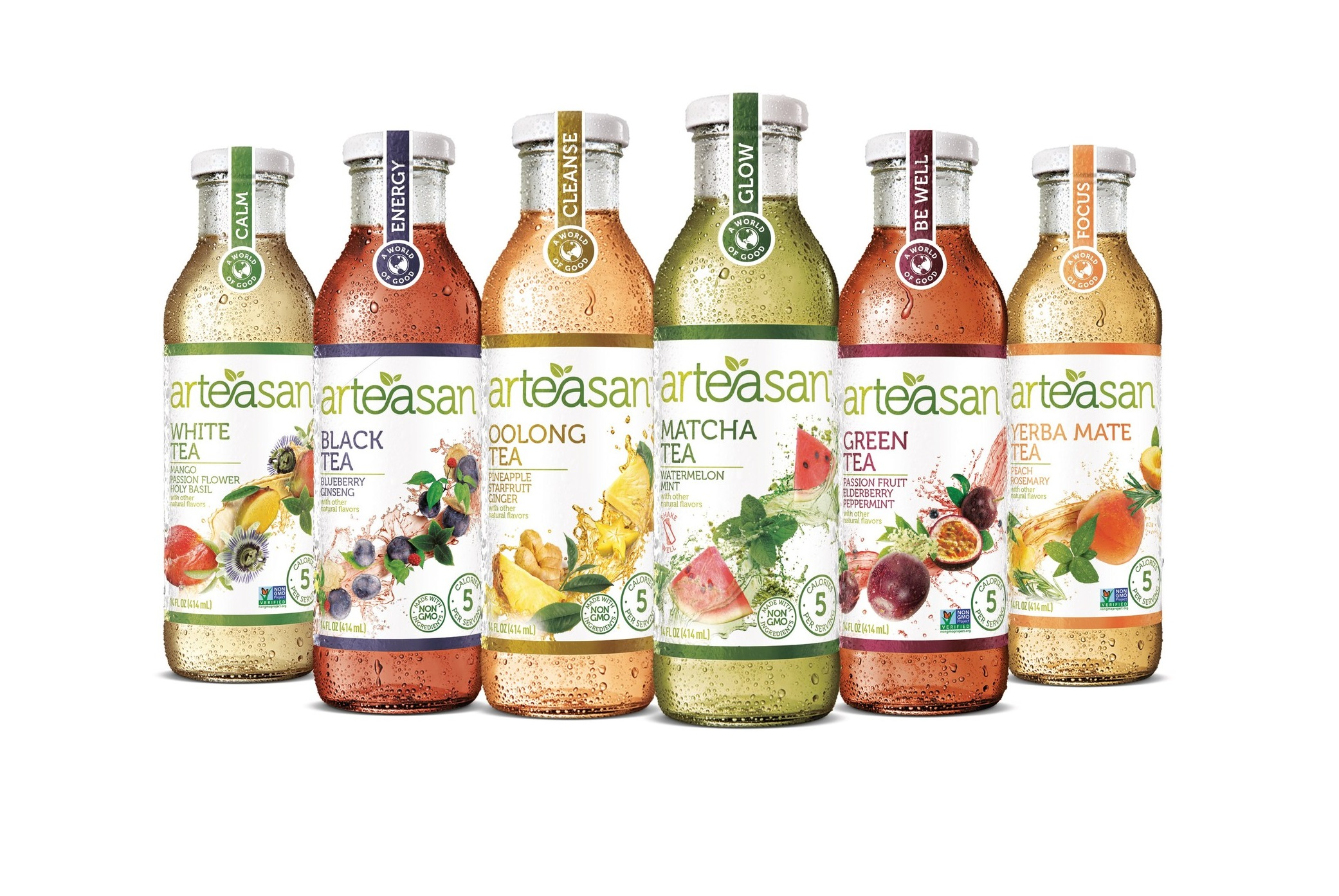 Arteasan Launches Two New Flavors