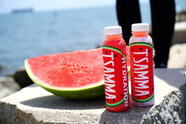 Tsamma Watermelon Juice Launches Watermelon + Coconut Water Blend