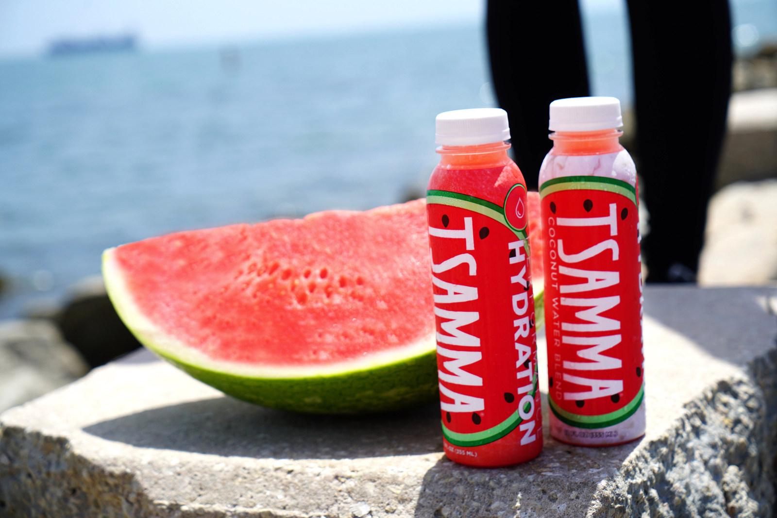 Tsamma Watermelon Juice Launches Watermelon Coconut Water Blend