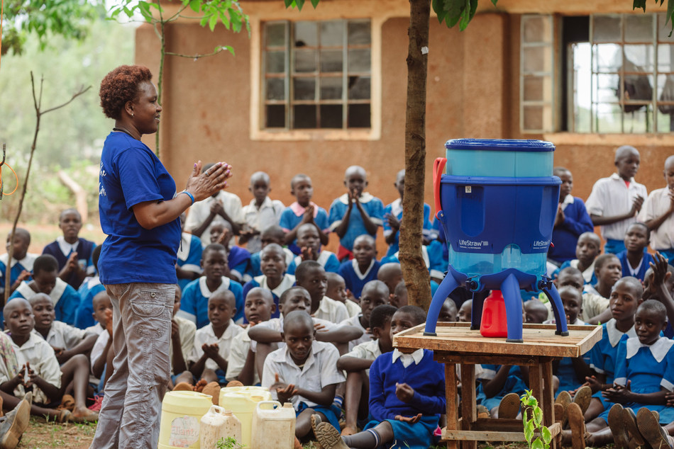 LifeStraw Is Honored With Halo Gold Award