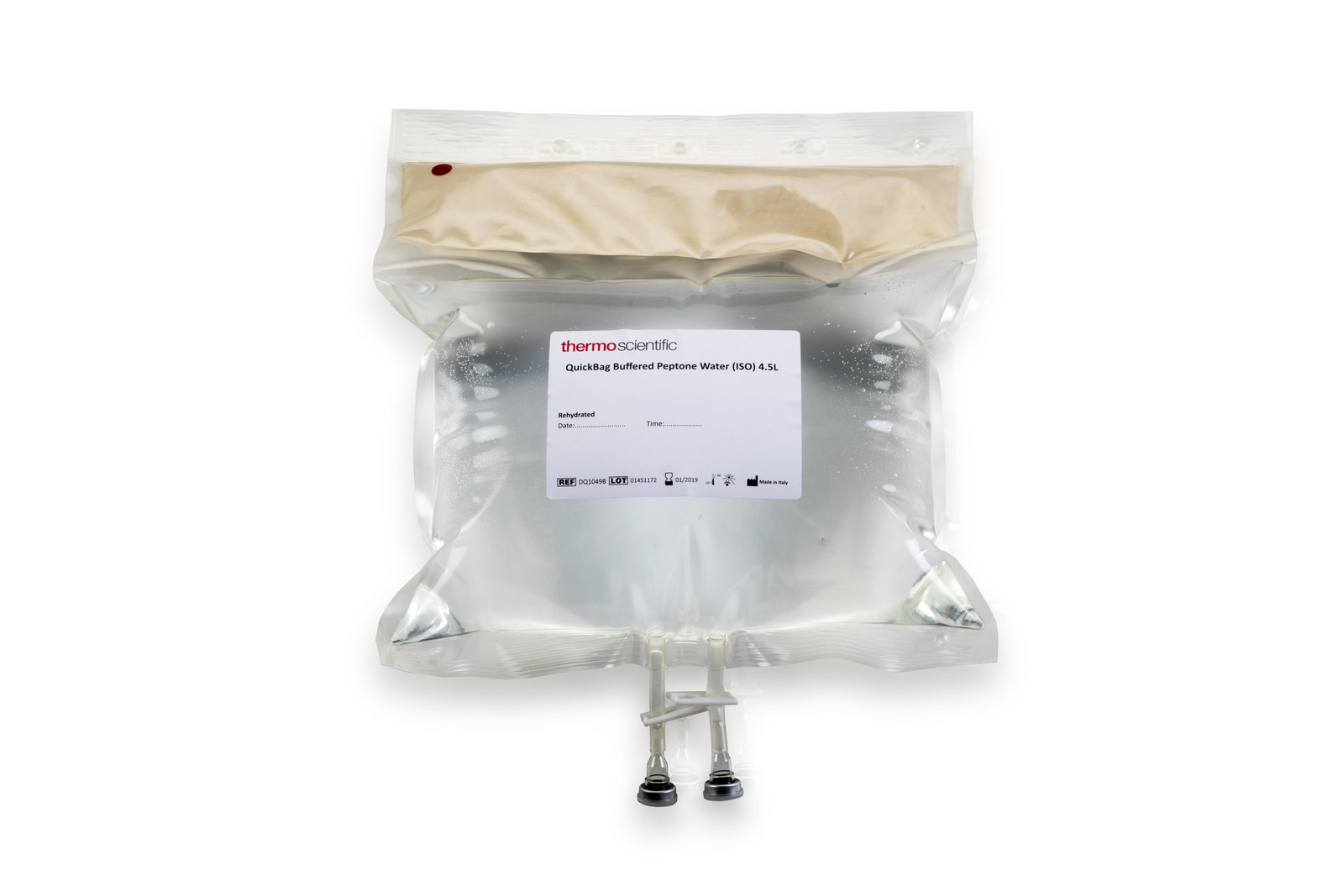 Thermo Fisher Introduces QuickBag For Food & Beverage Preparation