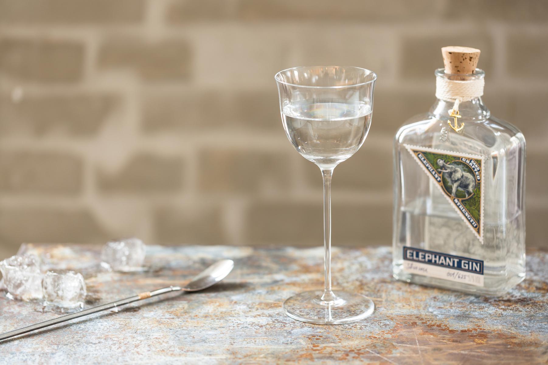 An African-Inspired Gin Bottled in Hamburg
