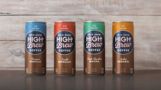High Brew Cold-Brew Coffee Closes $17 Million Deal