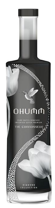 OHUMM - A Master Piece Premium Pure Dutch Gin