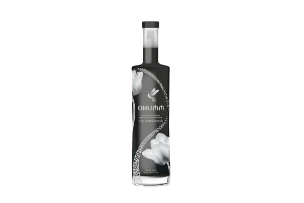 OHUMM – A Master Piece Premium Pure Dutch Gin