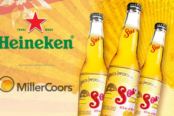 Heineken & Molson Coors Sign Import Agreement for Sol Beer