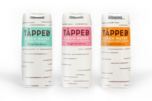 TÅPPED Birch Water Launches Crowdfunding Campaign