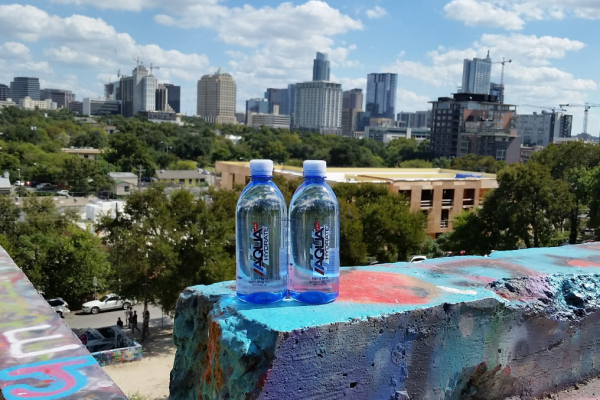 AQUAhydrate Performance Water Expands Arizona Market