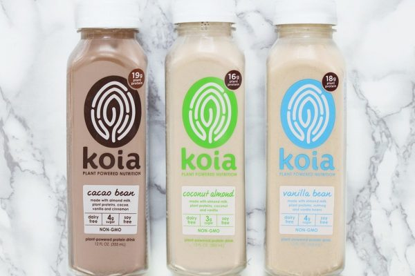 Koia Expands Plant-Based Beverage Platform