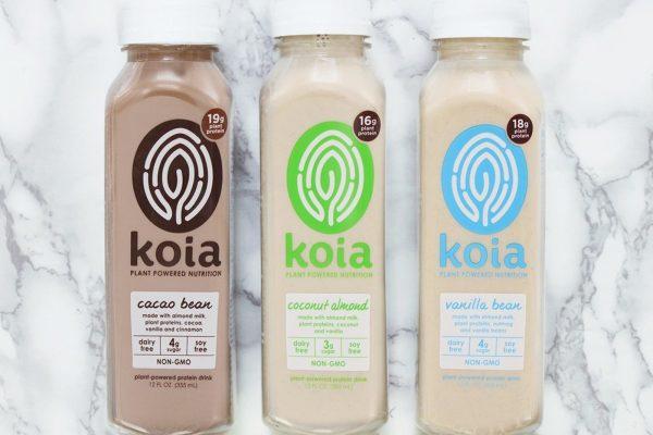Koia Expands Plant-Based Beverage Platform