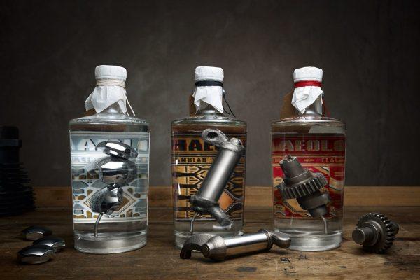The Archaeologist Presents: The Harley Davidson Spirit