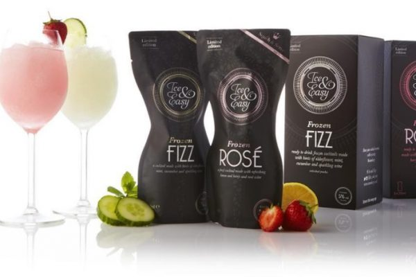 UNI Packaging's Digital Solution For Ice & Easy's Premium Drinks Pouches