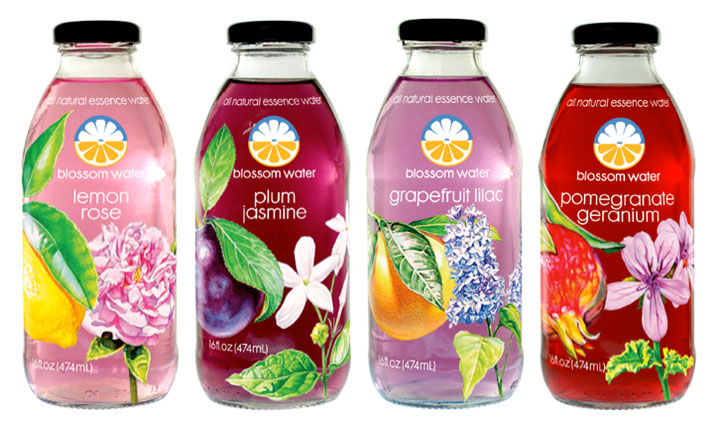 Blossom Water Expends to 750 New Stores