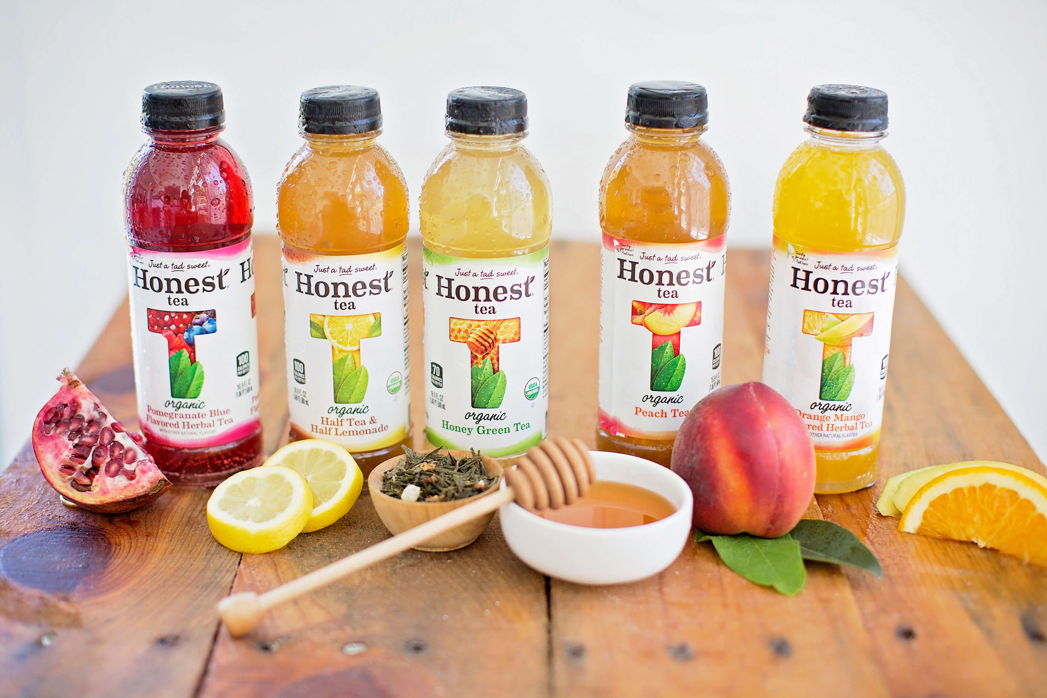 Honest Tea - A Refreshing and Beloved Beverage Line