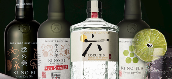 Startup Offers First Taste of Japanese Gin