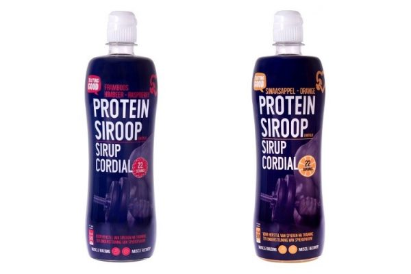 Innovative Plant Based Protein Cordial For Athletes