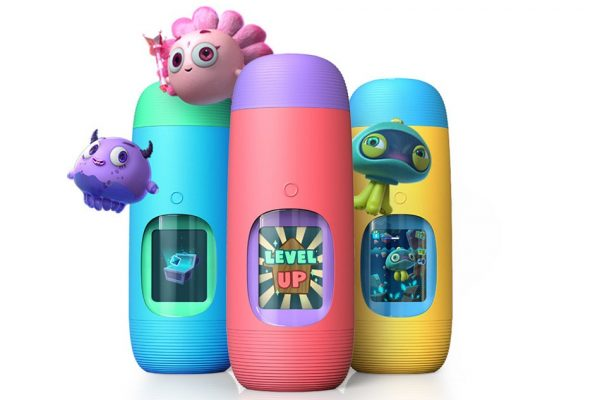 Gululu Launches 3D Water Bottle for Kids