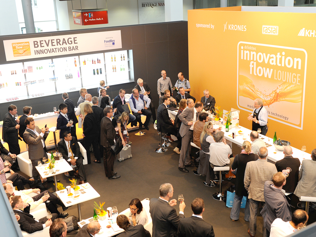 Solutions for Beverage and Liquid Food Industries at Drinktec 2017