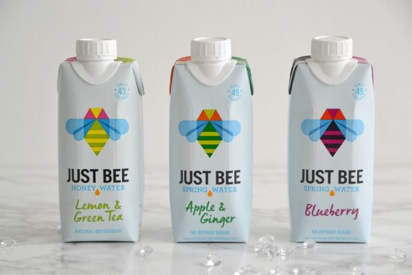 Just Bee Blueberry – Juicy Blueberries With a Drop of Lemon Juice
