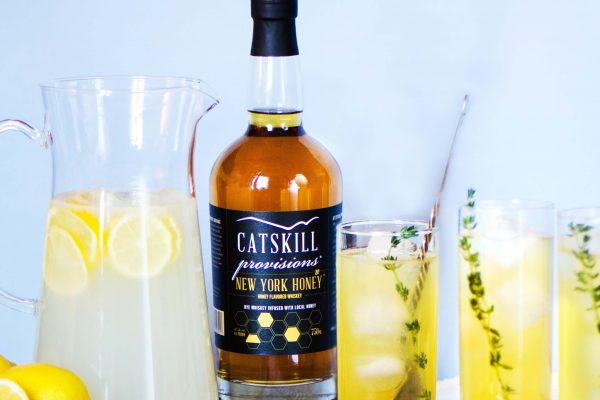 New York Honey Rye Whiskey by Catskill Provisions