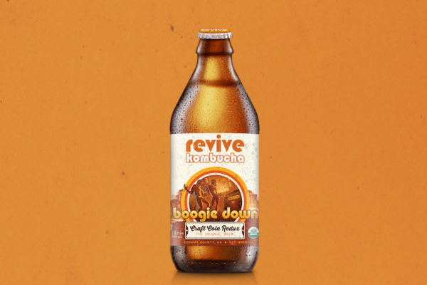 Revive Kombucha Raises $7.5 Million