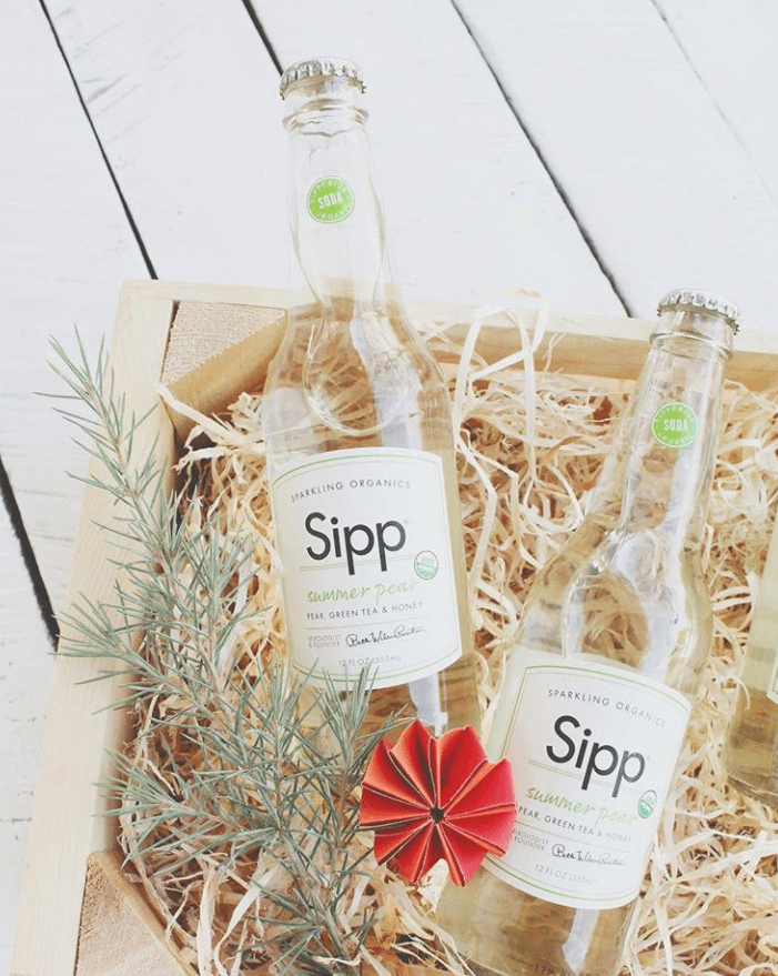 Sipp - The Journey From Kitchen To Target Shelves