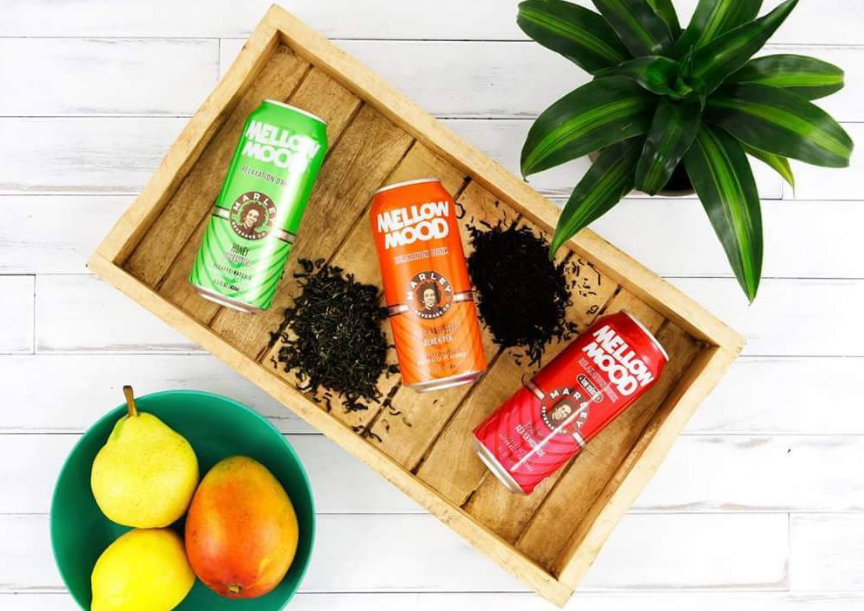 Mellow Mood - A Relaxation Drink Line Inspired By Bob Marley