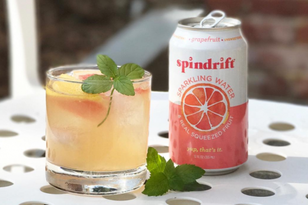 Spindrift Sparkling Water Announces Partnership With Big Geyser
