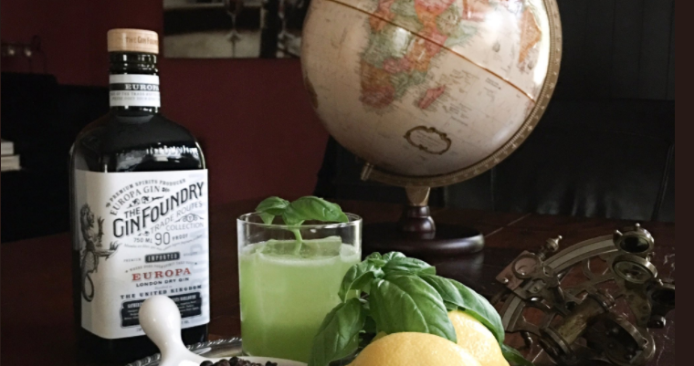 Locally Owned Brand, The Gin Foundry Launches In PA!