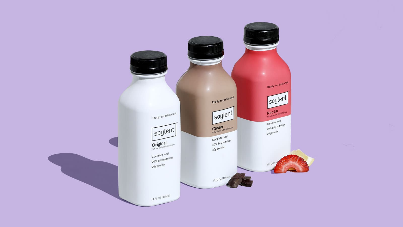 Soylent Partners with goPuff