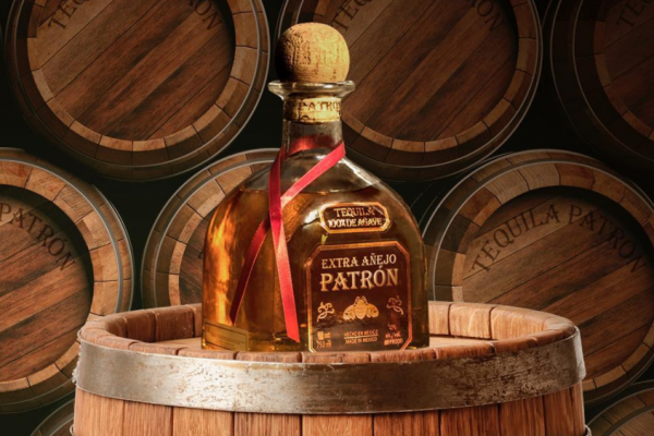 The First New Addition to Patrón's Core Tequila Range in 25 Years