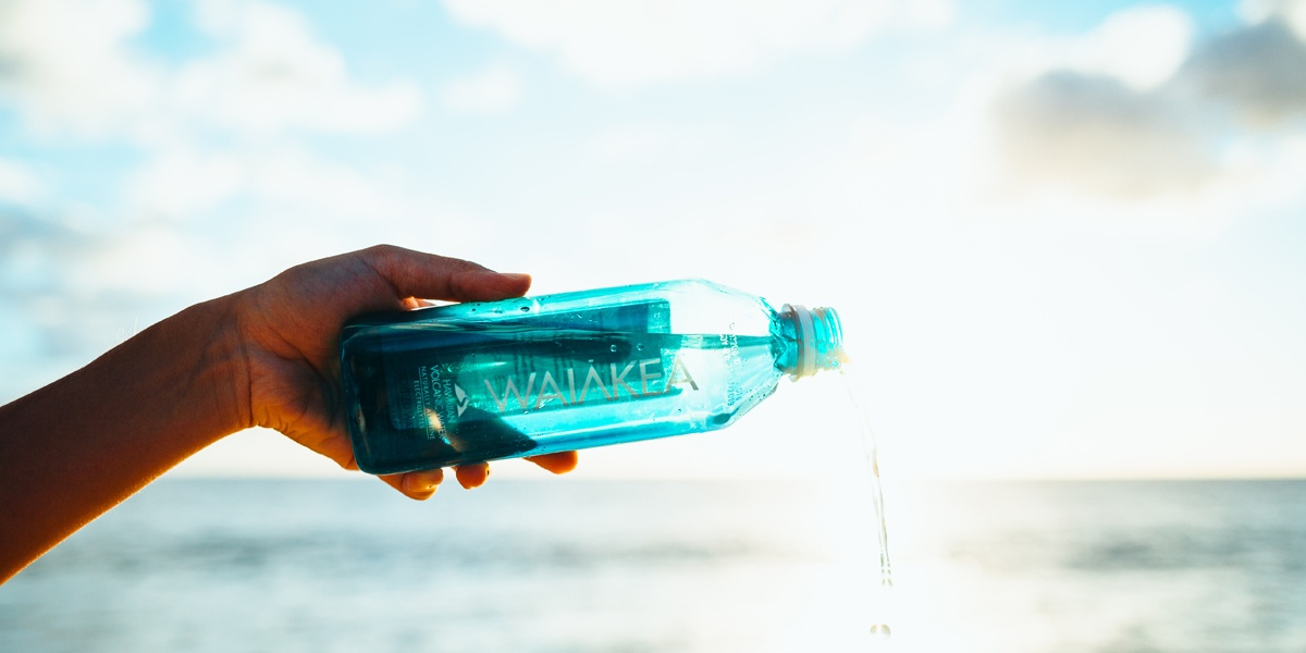 Fully Sustainable Waiakea Bottle Coming In 2018