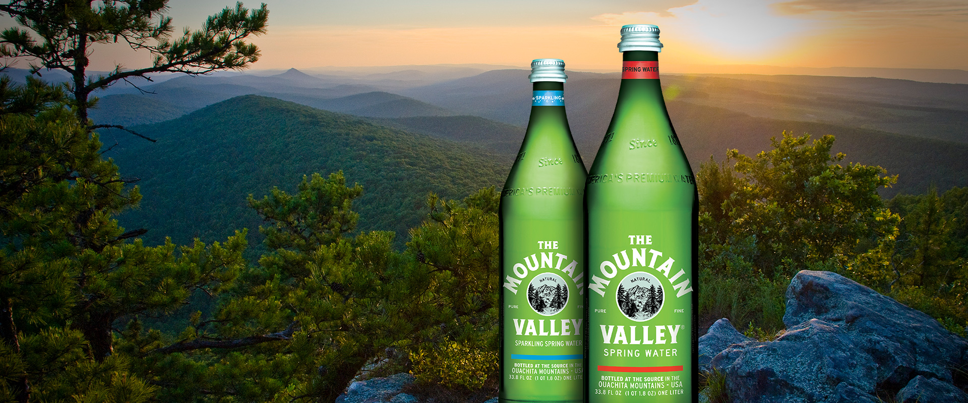 Mountain Valley Spring Water Partnerships With The Murphy