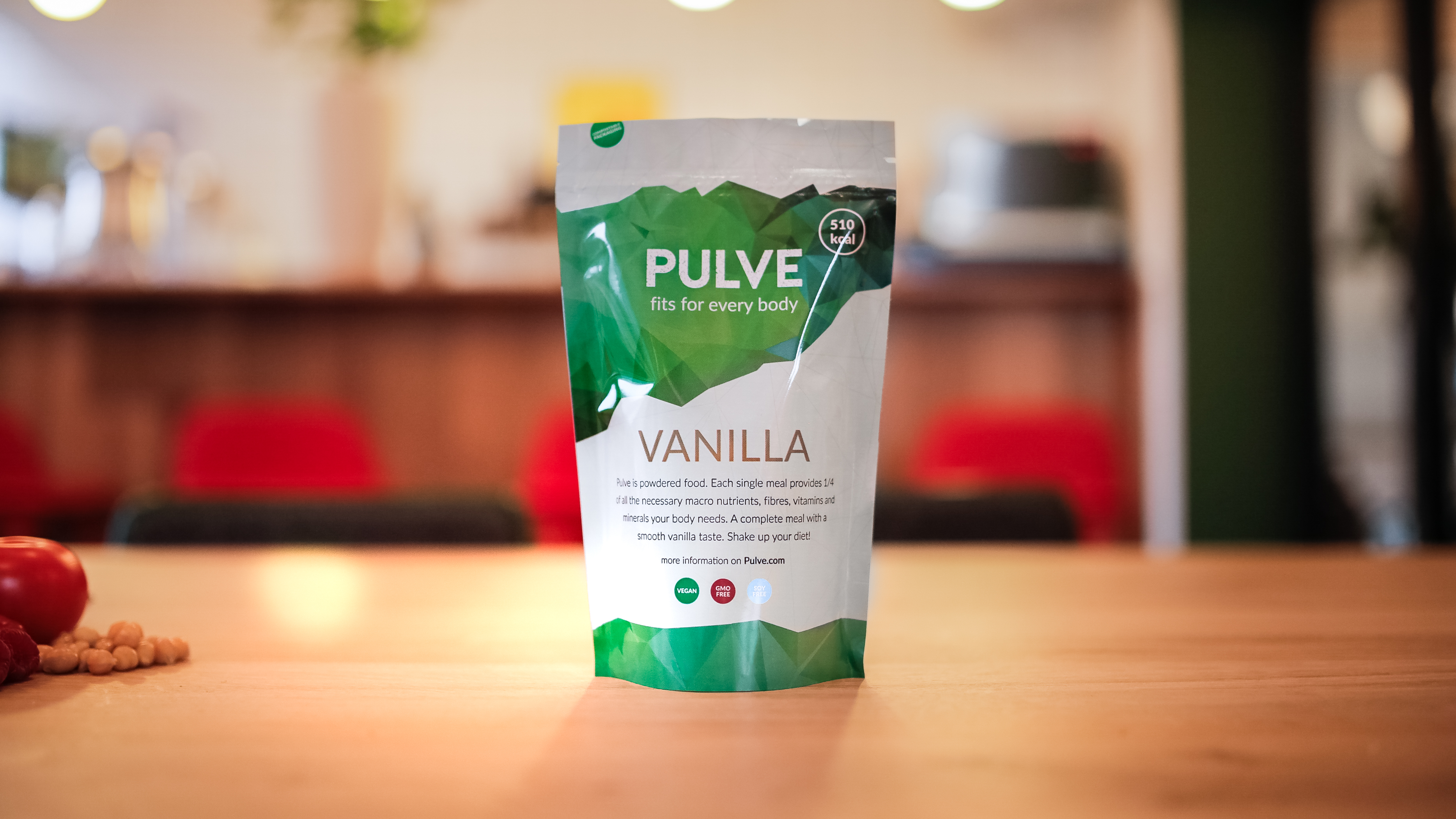 Success Story of Pulve Drinkable Meals