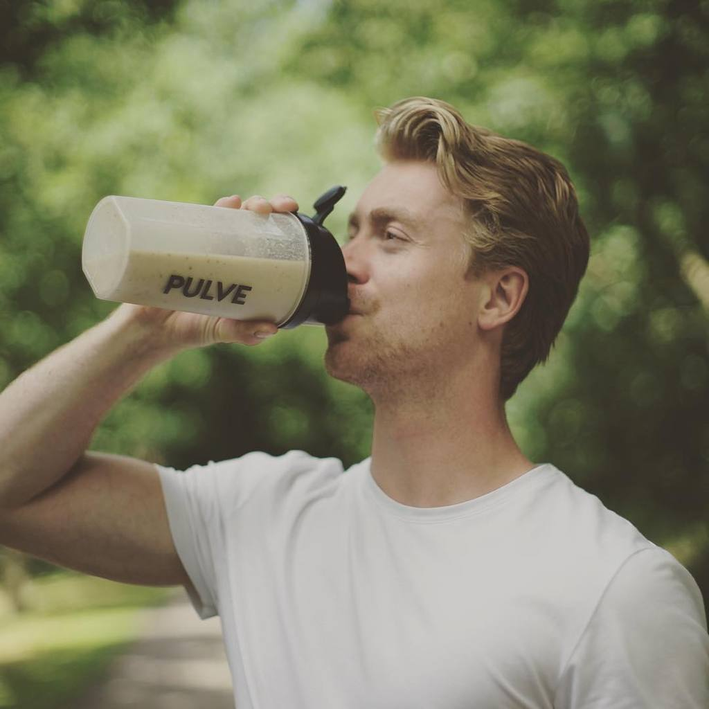 The Success Story of Pulve Drinkable Meals