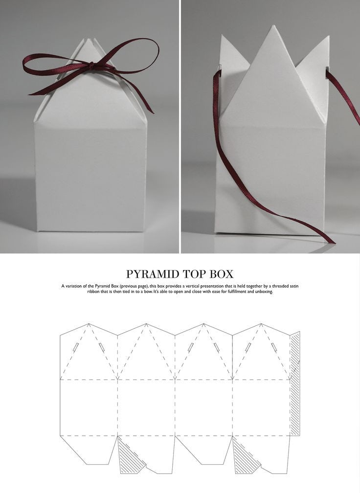 via Packaging & Dielines