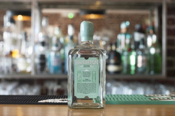 Croxsons Clear Choice for Brighton Gin Half Bottle Launch
