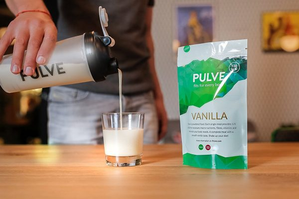 Pulve – The New Generation Powdered Meal Replacement