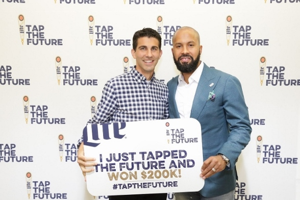 Tap The Future 2017 Announces $100k Grand Prize Winner