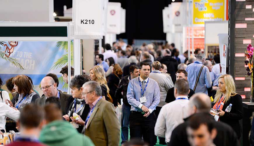 UK's Largest Manufacturing Sector at F&B Business UK Conference