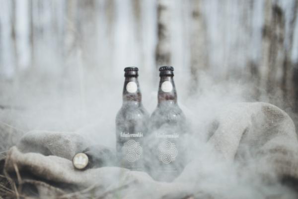 Valmiermuiža Dark Smoked Lager