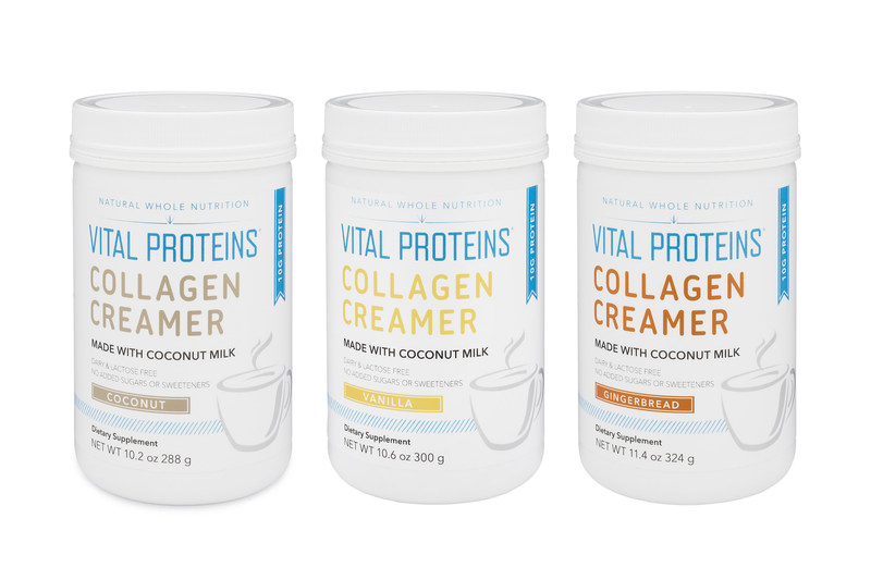 Vital Proteins Brings Collagen Into The Coffee Aisle