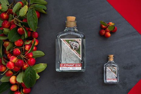 Elephant London Dry Gin Launches Miniatures