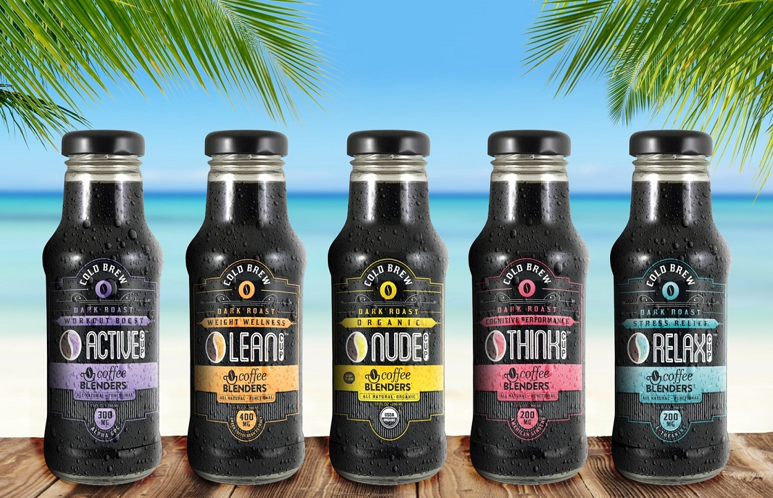 NuZee Launches Functional Cold Brew Coffee Line