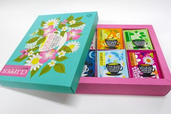Qualvis Creates Gift Box Solution for Clipper