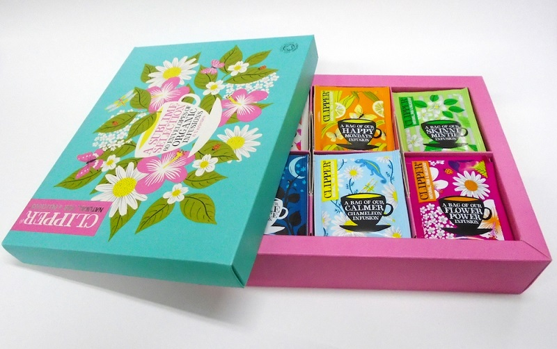 Qualvis Creates Gift Box Solution for Clipper